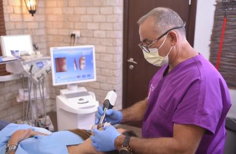 סריקת שיניים דיגיטלית